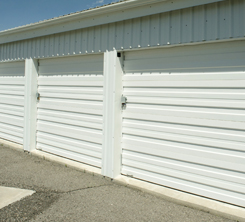 White Garage Doors in Pittsburgh, PA