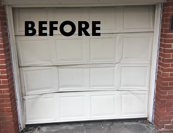 installation residential overhead door garage pittsburgh repair