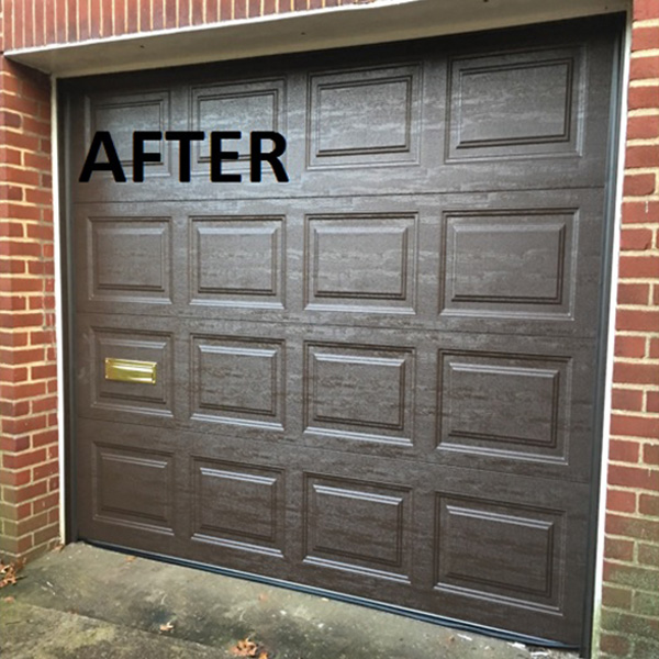 Single Garage - After