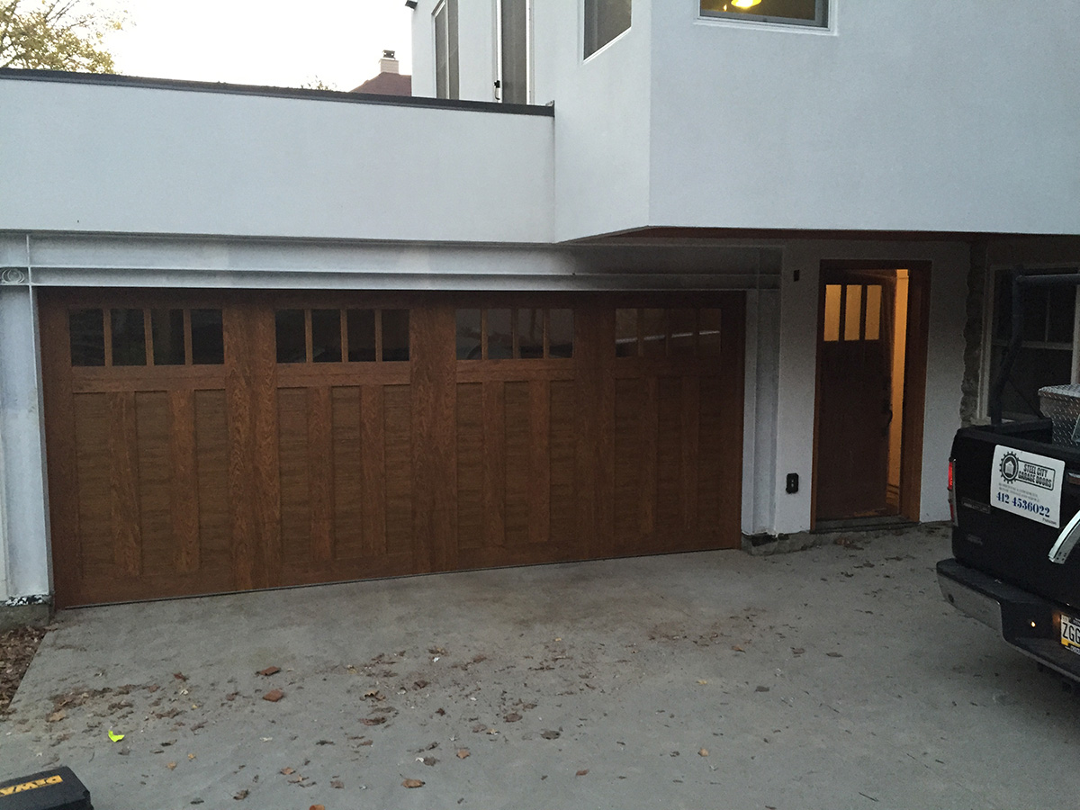 Single Car Garage - Before